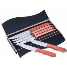 Load image into Gallery viewer, Steak Knife 6 pcs Set