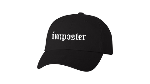 Imposter Syndrome Dad Hat