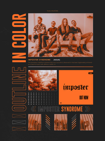 Imposter Syndrome Poster