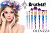 Olenzza Unicorn Brushes