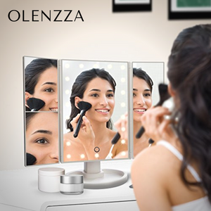 OLENZZA LED Makeup mirror