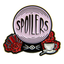 Load image into Gallery viewer, Spoilers Crystal Ball Enamel Pin