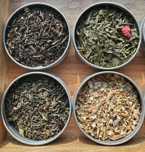 Stay@Home Tea Stock Up - Black Tea Varieties