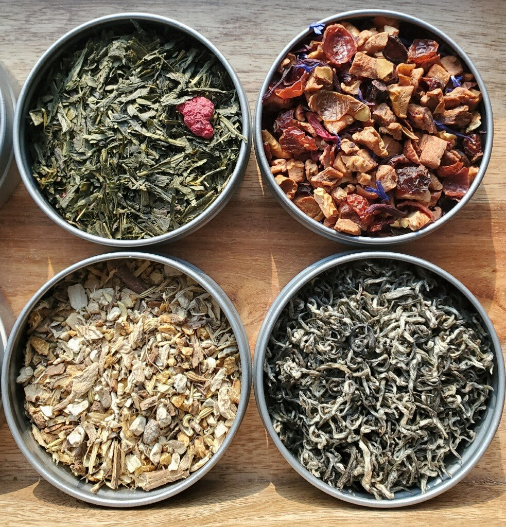Stay@Home Tea Stock Up - Green Tea Varieties