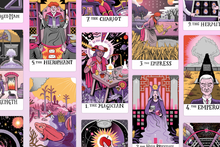 Load image into Gallery viewer, Women of Science Tarot