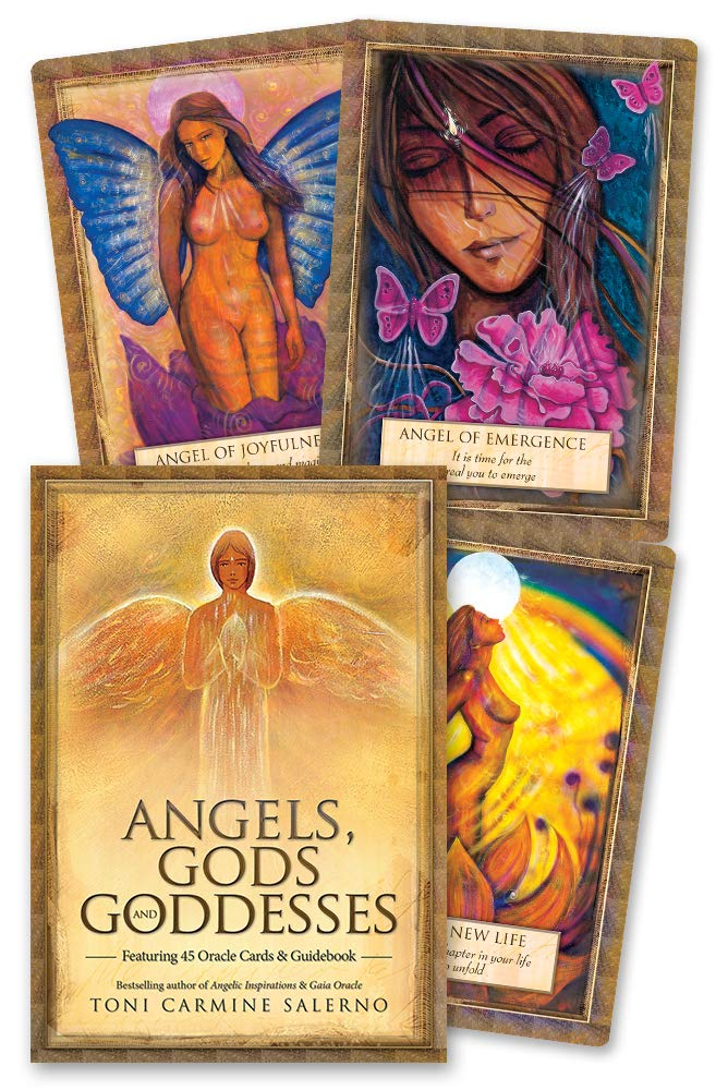 Angels, Gods, Goddesses Oracle Cards