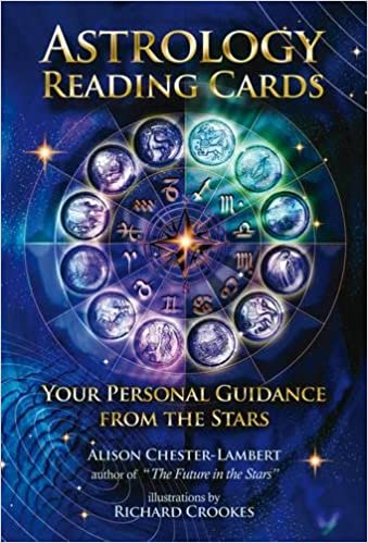 Astrology Reading Cards: Your Personal Guidance from the Stars by Alison Chester-Lambert MA