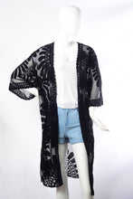 Load image into Gallery viewer, Boho Lace Kimono