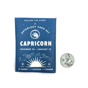 Capricorn Card Set