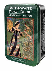 Smith-Waite Centennial Tarot Deck Tin