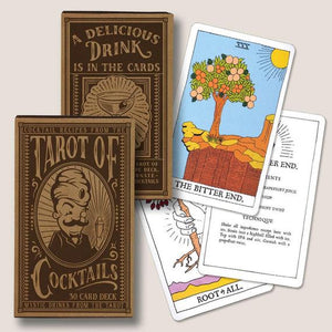 Tarot of Cocktails Recipe Deck