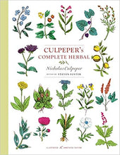 Load image into Gallery viewer, Culpeper's Complete Herbal by Nicholas Culpeper