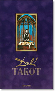 Salvador Dali Tarot Deck and Book Set