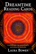 Load image into Gallery viewer, Dreamtime Reading Cards: Connect with the Ancient Spirit and Nature of Australia