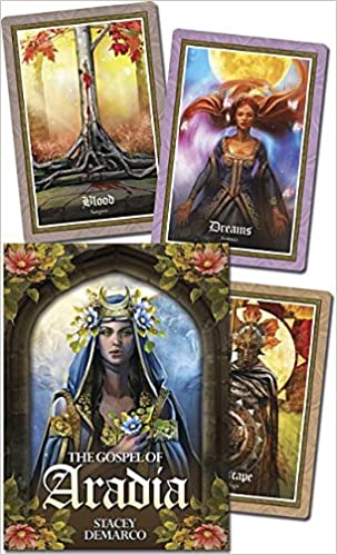 The Gospel of Aradia Oracle Deck by Stacey DeMarco