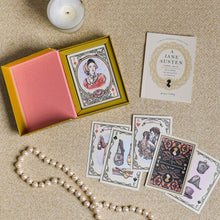 Load image into Gallery viewer, A Jane Austen Tarot Deck: 53 Cards for Divination and Gameplay by Jacqui Oakley