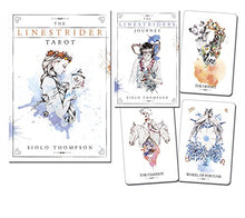 Load image into Gallery viewer, The Linestrider Tarot by Siolo Thompson