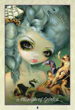 Load image into Gallery viewer, Myths & Mermaids: Oracle of the Water by Jasmine Becket-Griffith