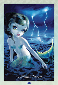 Myths & Mermaids: Oracle of the Water by Jasmine Becket-Griffith