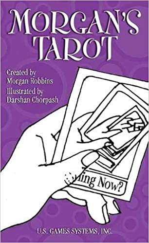 Morgan's Tarot by Morgan Robbins
