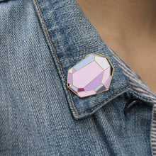 Load image into Gallery viewer, Persistethyst Fantasy Stone Pin & Card