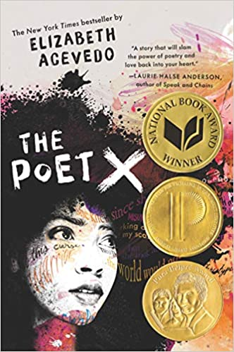 The Poet X by Elizabeth Acevedo
