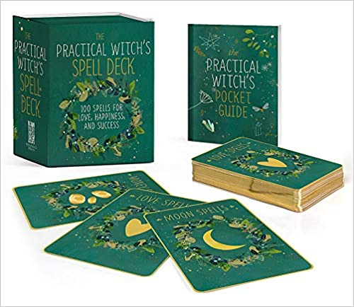 The Practical Witch's Spell Deck: 100 Spells for Love, Happiness and Success by Cerridwen Greenleaf