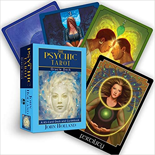 The Psychic Tarot Oracle Cards by John Holland