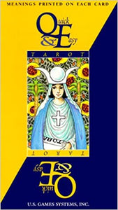 Quick & Easy Tarot by Pamela Colman Smith