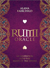 Load image into Gallery viewer, Rumi Oracle: An Invitation into the Heart of the Divine by Alana Fairchild