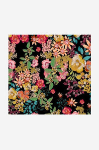Floral Face Mask - Cotton, Silk - Assorted Prints