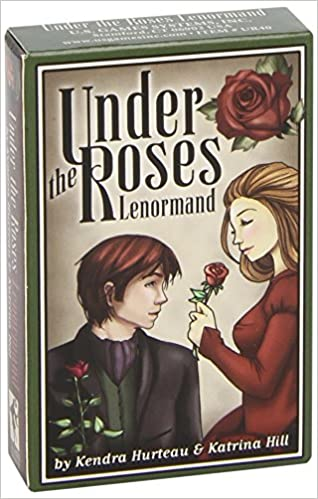 Under The Roses Lenormand Deck by Kendra Hurteau