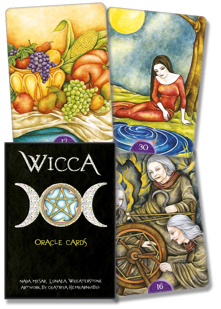 Wicca Oracle Deck