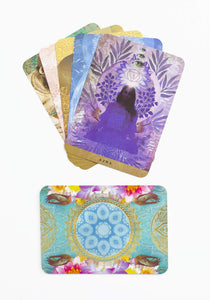 A Yogic Path Oracle Deck by Sahara Rose Ketabi