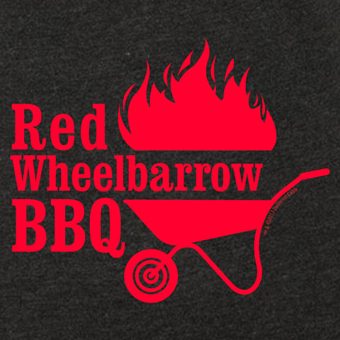 Red Wheelbarrow BBQ (Mr. Robot)