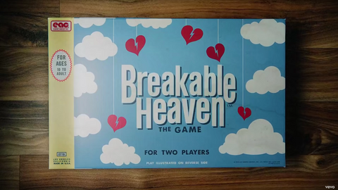 Breakable Heaven (Taylor Swift-Lover)