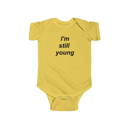 Classic Baby Bodysuit - Oh Happy Mommy