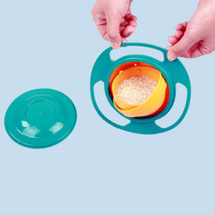 Children Tableware Non-Spill Bowl Dishes - Oh Happy Mommy