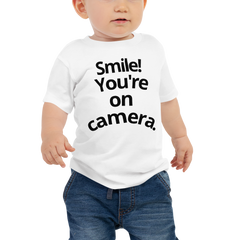 Baby Jersey Short Sleeve T-Shirt - Oh Happy Mommy
