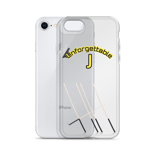 Unforgettable Yellow J - iPhone Case - Oh Happy Mommy