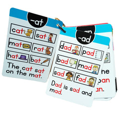 Educational toys for teaching card - Oh Happy Mommy