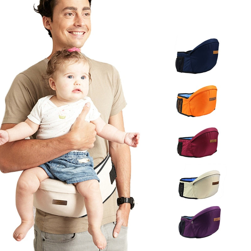 Baby Carrier Hipseat - Oh Happy Mommy