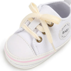Toddler canvas shoes - Oh Happy Mommy