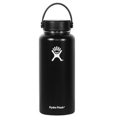 Stainless Steel Vacuum Insulated Wide Mouth Travel Bottle - Oh Happy Mommy