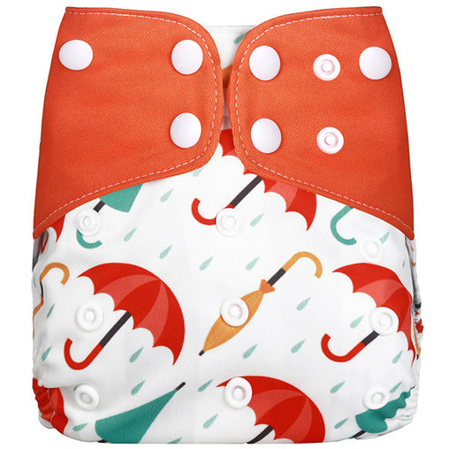 One Size Reusable Diapers - Oh Happy Mommy