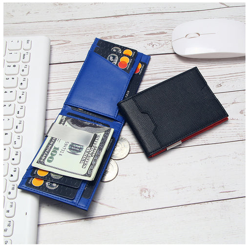 Casual Multi-Card Position Credit Card Holder - Oh Happy Mommy