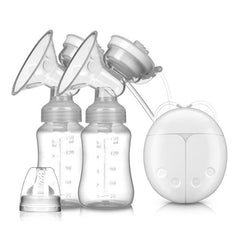 Electric breast pump - Oh Happy Mommy