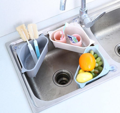 Triangular Sink Filter - Oh Happy Mommy