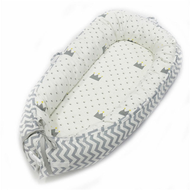 Portable Baby Nest Bed - Oh Happy Mommy