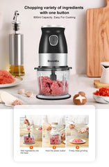 Food Processor and Baby Food Maker - Oh Happy Mommy